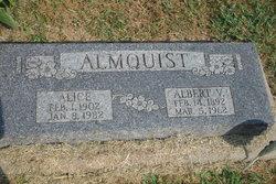 Alice <I>Radebaugh</I> Almquist