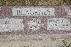 Kenneth K. Blackney