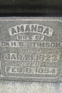 Amanda Stimson