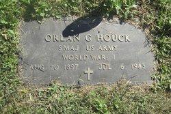 Orlan Gwinn Houck
