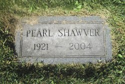 Pearl Shawver