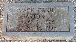 Mack Daniel Barton, Jr