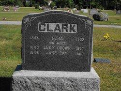 Lucy <I>Drown</I> Clark