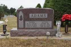 "Harold Gordon ""Jack"" Adams"
