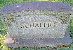 Emma Louise <I>Snyder</I> Schafer