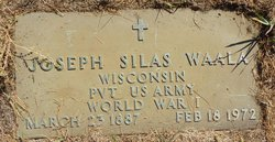 Joseph Silas Waala