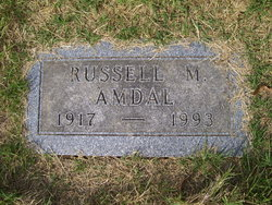 Russell Mansfield Amdal