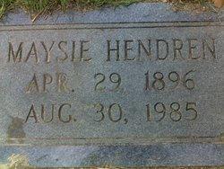 Maysie Hendren