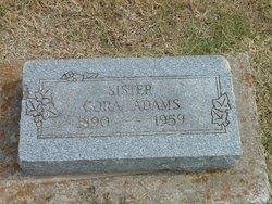Cora Adams
