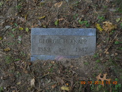 Georgie H Knapp