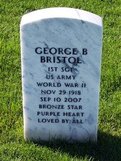 George B Bristol