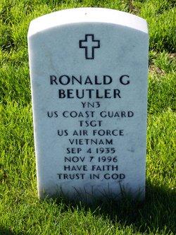 Ronald G Beutler