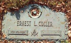 Ernest Leverne Coller