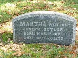 Martha <I>Downing</I> Butler