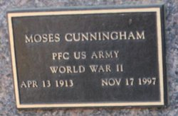 Moses Cunningham