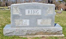 Bertha M King