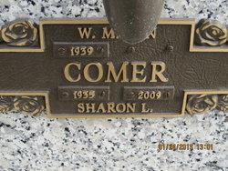 Sharon Lee <I>Jones</I> Comer