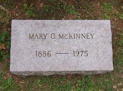 Mary G McKinney