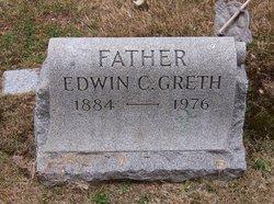 Edwin C Greth