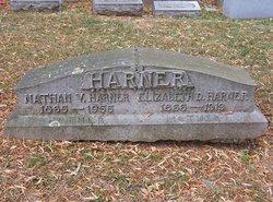 Elizabeth D <I>Freyberger</I> Harner