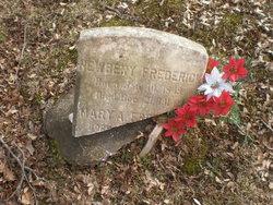Mary Ann <I>Shuman</I> Frederick
