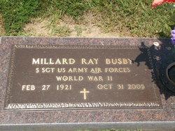 Millard Ray Busby