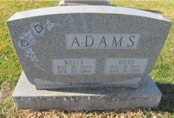 Welty M Adams