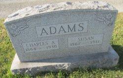 Susan <I>Tarr</I> Adams