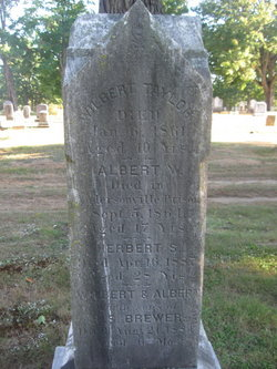 Albert Washington Brewer