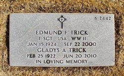 Gladys Alma <I>Bente</I> Trick