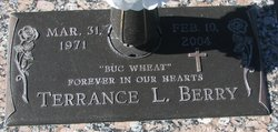 "Terrance L. ""Buc Wheat"" Berry"