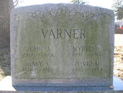Mary Adaline <I>Mozingo</I> Varner