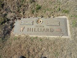 Mamie <I>Lawson</I> Hilliard