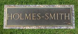 Sally <I>Holmes</I> Smith