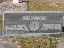 Lula Victoria <I>Parrish</I> Curry