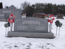 Nola E <I>Mercer</I> Allison
