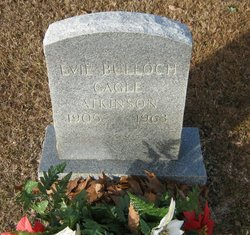Evie Cagle <I>Bulloch</I> Atkinson