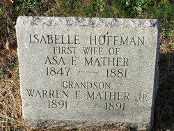"""Julia Isabelle """"Isabelle"""" <I>Hoffman</I> Mather"""