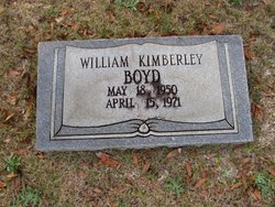 "William Kimberley ""Kim"" Boyd"
