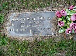 Marion Watson Ritchie Jr.
