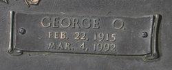 """George Orvil """"Judd"""" Edin"""