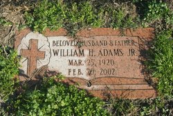William H. Adams, Jr