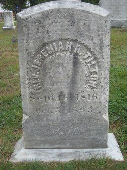 Rev Jeremiah Dearborn Tilton