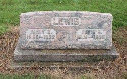 Mary S. Lewis