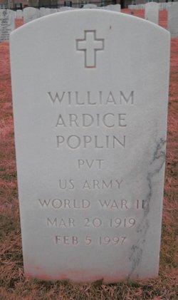 William Ardice Poplin