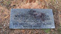 Pvt William Mural Carr