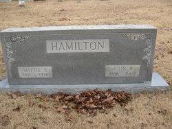 John Whitney Hamilton