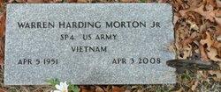 Warren Harding Morton, Jr