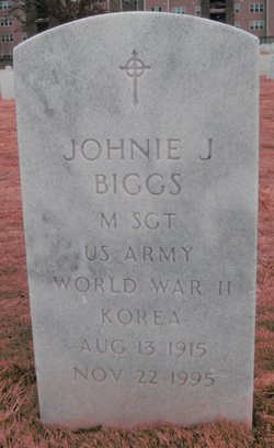 Johnie J Biggs