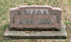 Jennie Evelyn <I>Moore</I> Byram